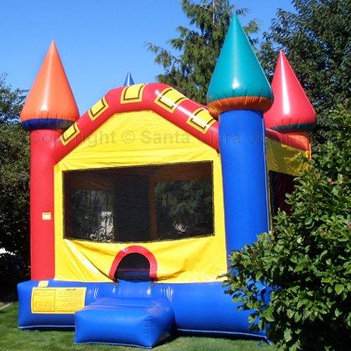 bounce castle