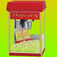 pop corn machine rental