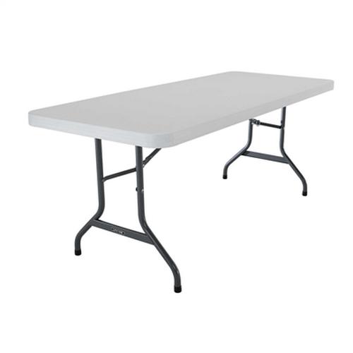 6' folding tables