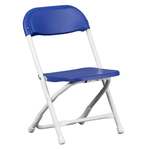 blue kids chairs