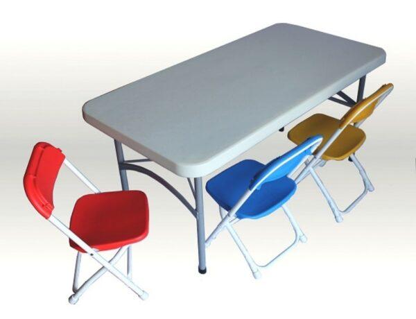 blue kids chairs