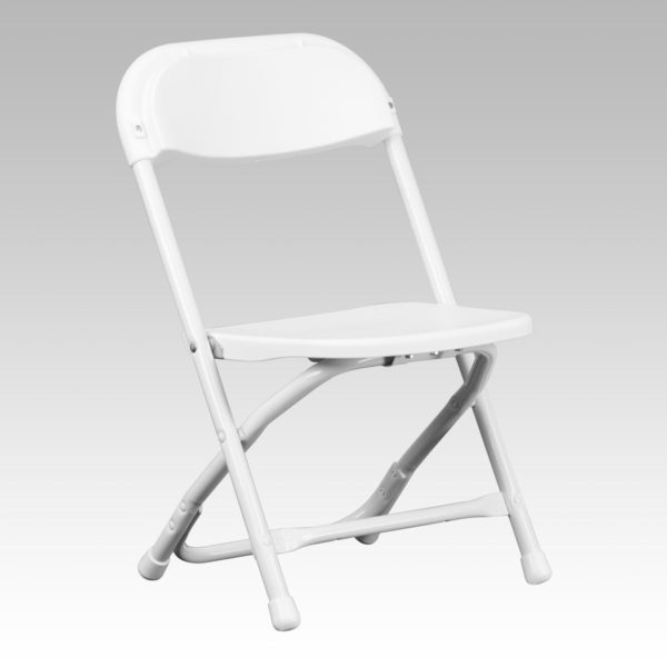 white kids chairs