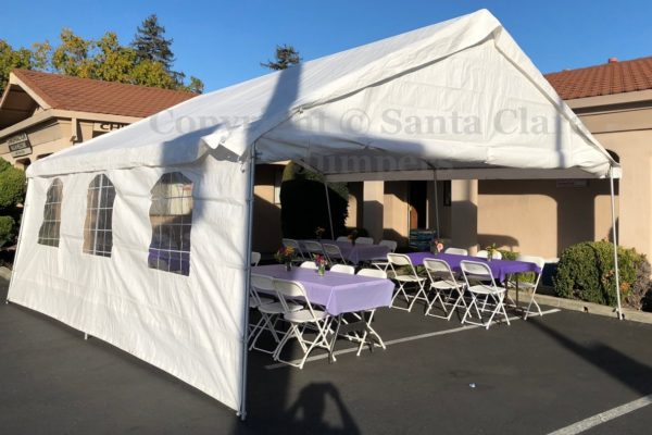 canopy tent rentals