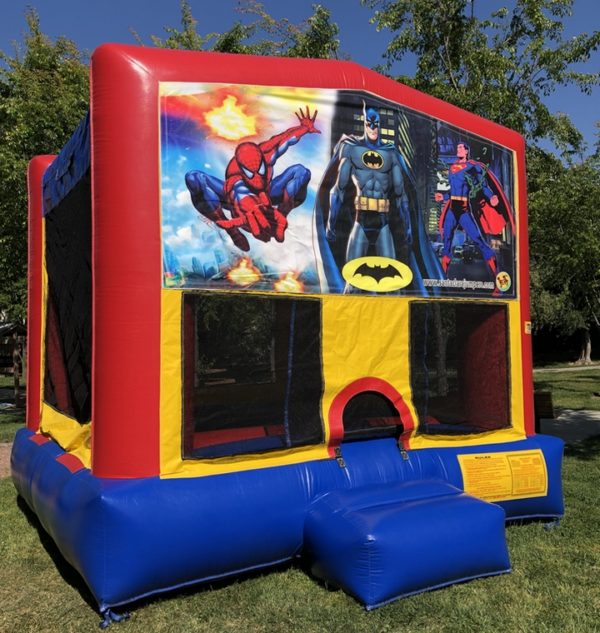 Superheroes-Jump-House